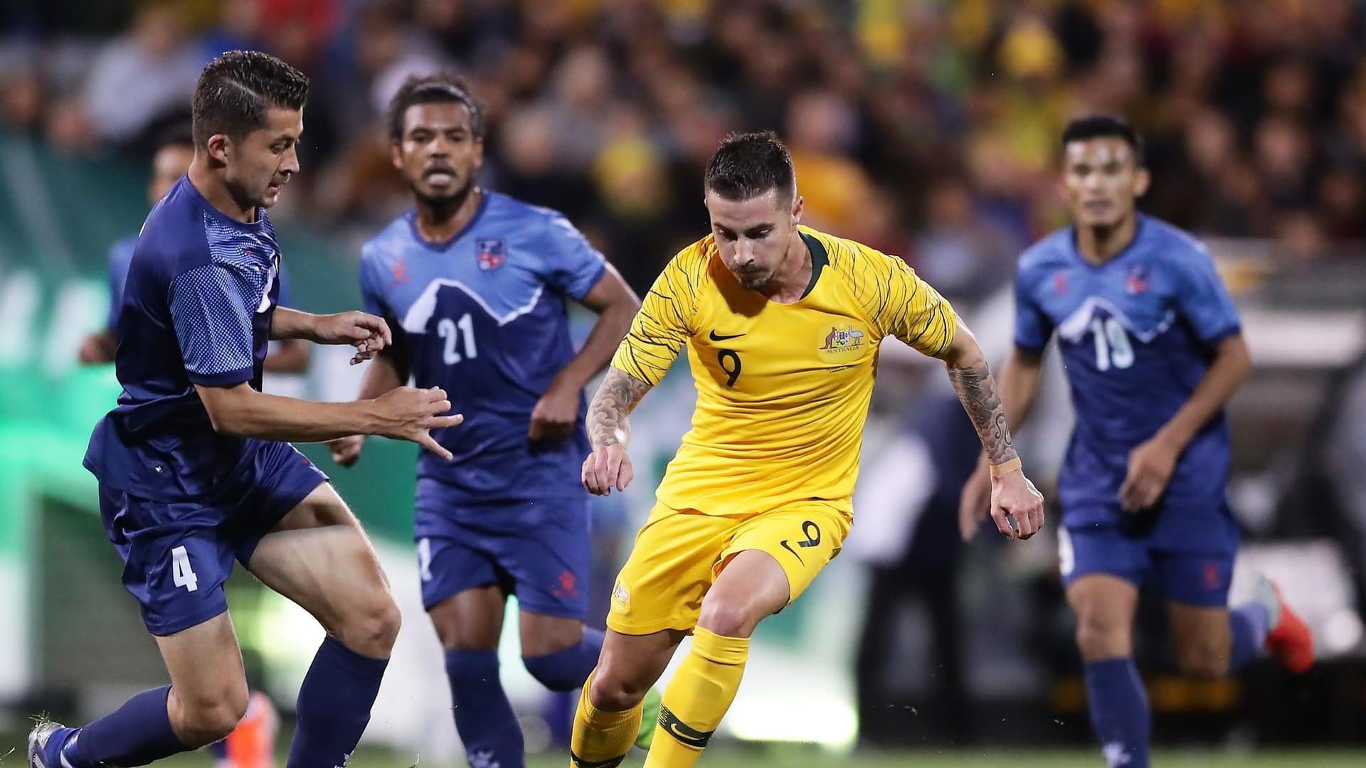 Soccer International Friendlies