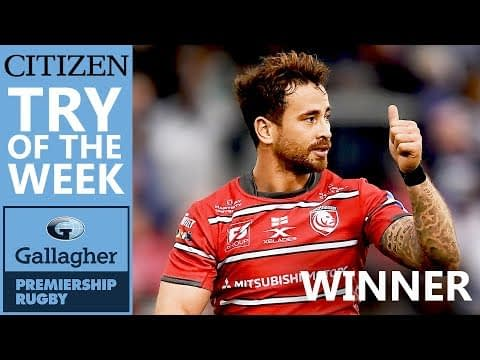 Cipriani strikes off of incredible Polledri break | Citizen Try Of The Week - Round 5 WINNER
