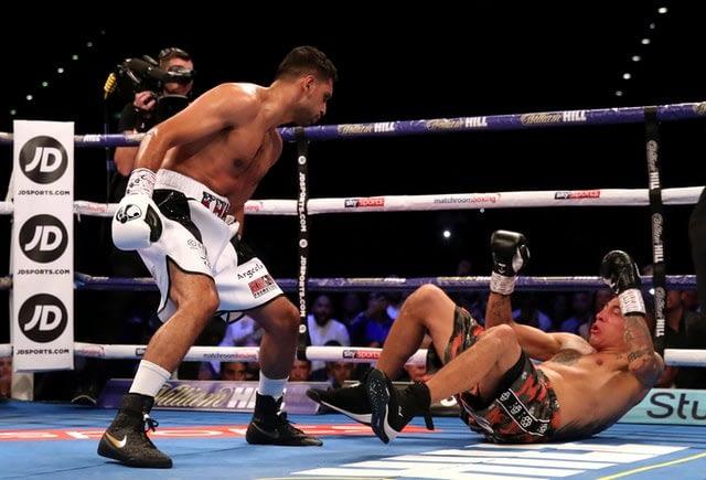 Boxing – Arena Birmingham