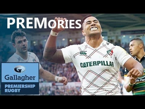 PREMories | Northampton Saints v Leicester Tigers - Semi Final 2014 | Gallagher Premiership