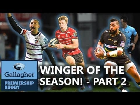 Who Is The Best Winger In The Premiership? | PART 2 | Fans Team Of The Season